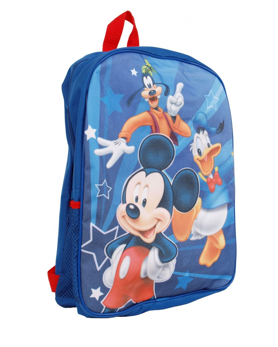 f83a9413188 DISNEY children s backpack with Mickey Mouse